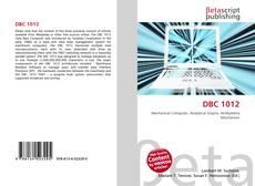 Buchcover von DBC 1012