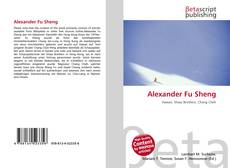Bookcover of Alexander Fu Sheng