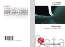 Capa do livro de SEAT León