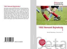 Buchcover von 1902 Nemzeti Bajnokság I
