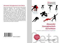 Portada del libro de Alexander Georgijewitsch Gorschkow