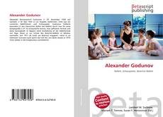 Alexander Godunov kitap kapağı