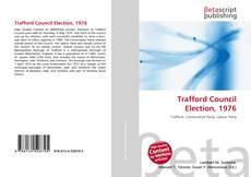Couverture de Trafford Council Election, 1976