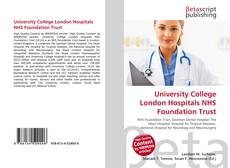 University College London Hospitals NHS Foundation Trust的封面