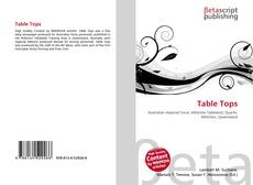 Bookcover of Table Tops