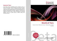 Capa do livro de World of Tiers