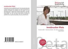 Обложка Innsbrucker Platz