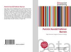 Bookcover of Patrick Harold Falkiner Barron