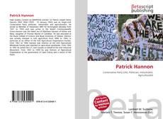 Bookcover of Patrick Hannon