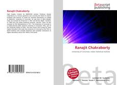 Bookcover of Ranajit Chakraborty