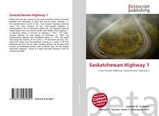 Bookcover of Saskatchewan Highway 1