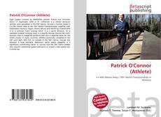 Portada del libro de Patrick O'Connor (Athlete)