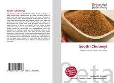 Bookcover of Sooth (Chutney)