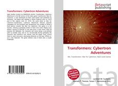 Copertina di Transformers: Cybertron Adventures