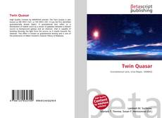Bookcover of Twin Quasar