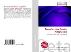 Capa do livro de Transformers: Movie Adaptation