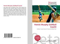 Couverture de Patrick Murphy (Softball Coach)