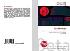 Warren Ost的封面
