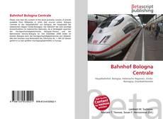 Bahnhof Bologna Centrale的封面