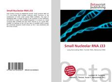 Couverture de Small Nucleolar RNA J33