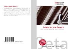 Tablet of the Branch kitap kapağı