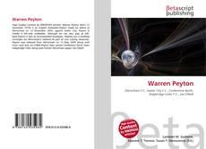 Portada del libro de Warren Peyton