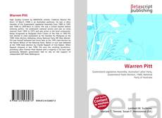 Bookcover of Warren Pitt