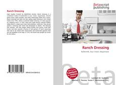 Bookcover of Ranch Dressing