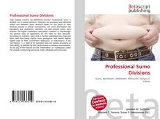 Borítókép a  Professional Sumo Divisions - hoz