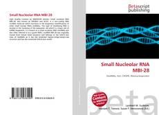Buchcover von Small Nucleolar RNA MBI-28