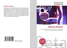 Couverture de Warren Powers