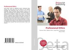Copertina di Professional Ethics