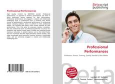 Copertina di Professional Performances