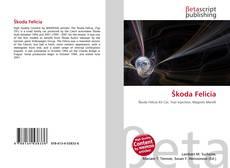 Bookcover of Škoda Felicia