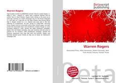 Copertina di Warren Rogers