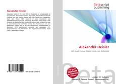 Bookcover of Alexander Heisler