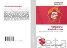 Bookcover of Professional Revolutionaries