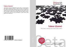Bookcover of Taboo (Game)