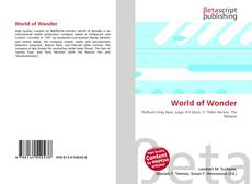 World of Wonder kitap kapağı