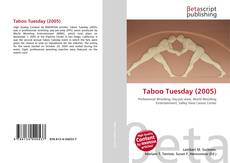 Bookcover of Taboo Tuesday (2005)
