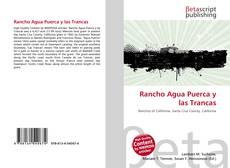 Portada del libro de Rancho Agua Puerca y las Trancas
