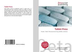 Capa do livro de Tablet Press