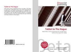 Tablet to The Hague kitap kapağı