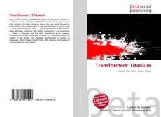 Buchcover von Transformers: Titanium