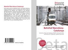 Bookcover of Bahnhof Barcelona-Catalunya