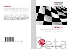 Capa do livro de Salif Diallo