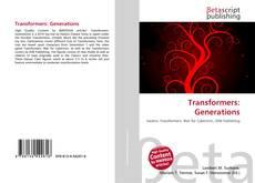 Обложка Transformers: Generations