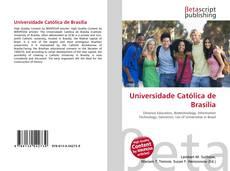 Universidade Católica de Brasília的封面