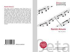 Bookcover of Namie Amuro