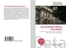 Universidade Católica Dom Bosco的封面